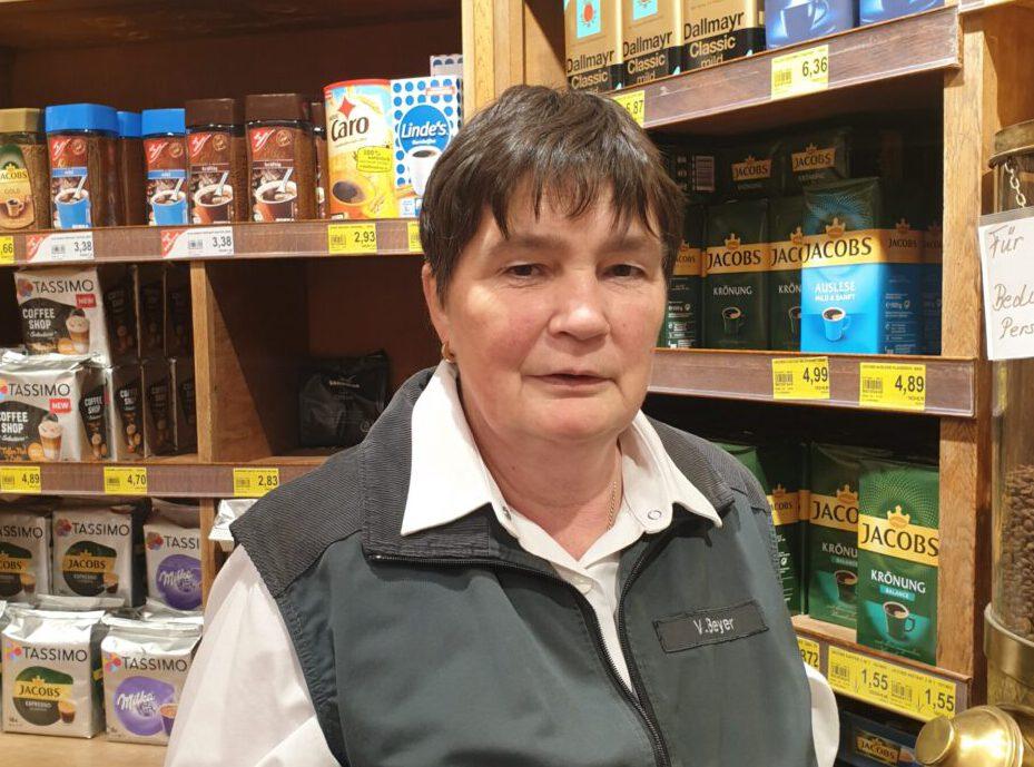 Veronika Beyer - Fachverkäuferin