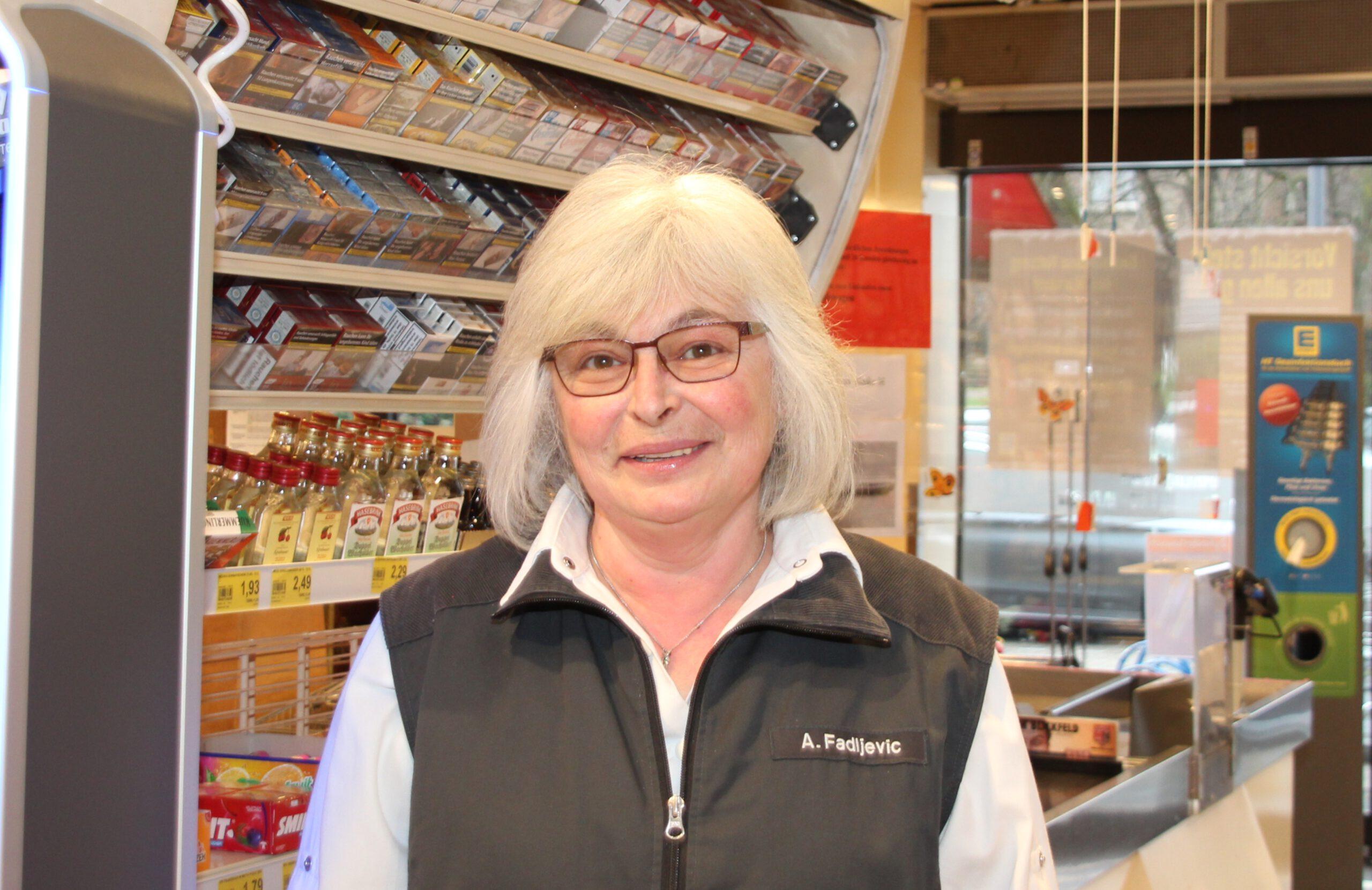 Alexandra Fadljevic - Fachverkäuferin