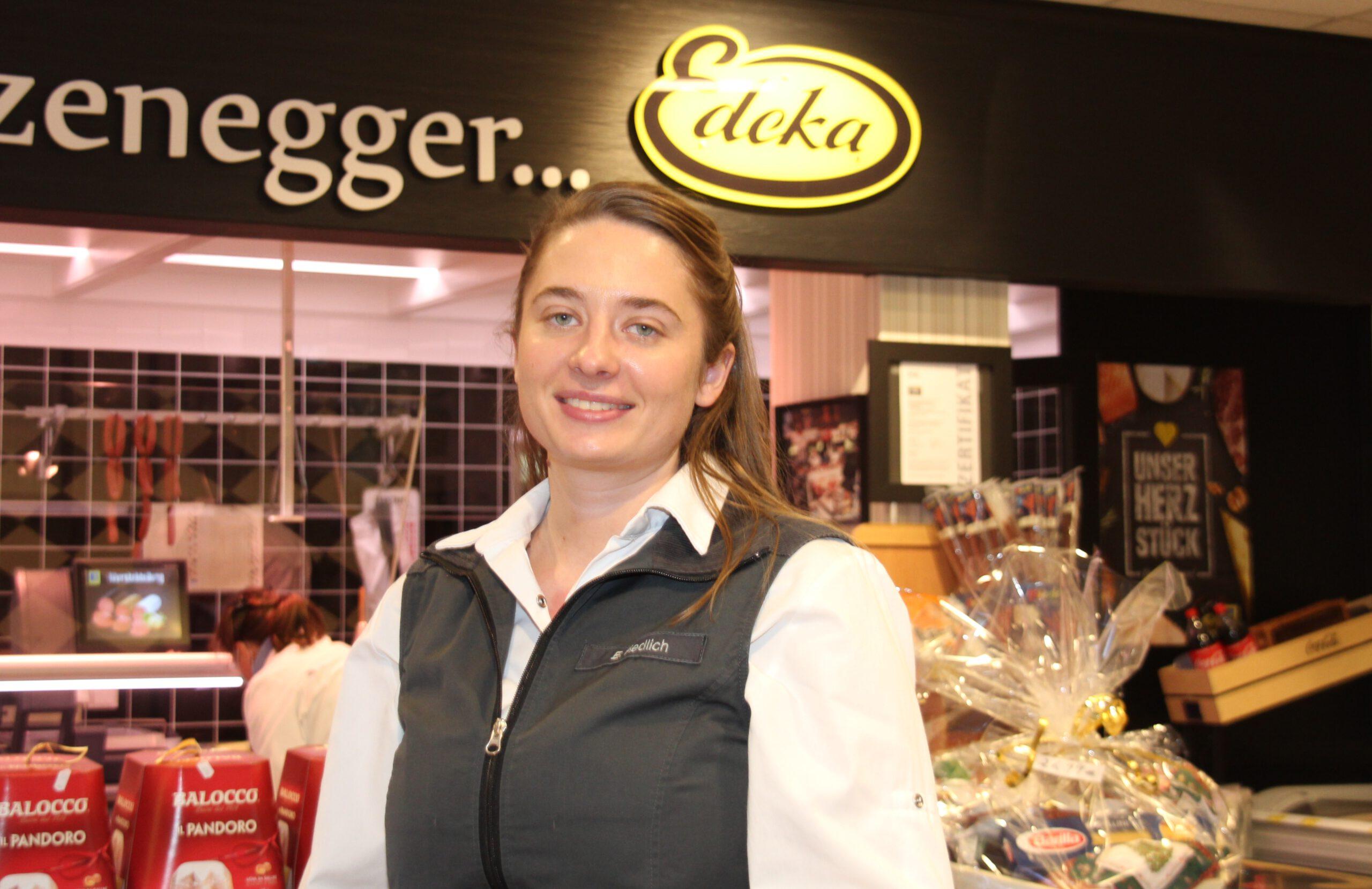 Elena Redlich - Marktleitung