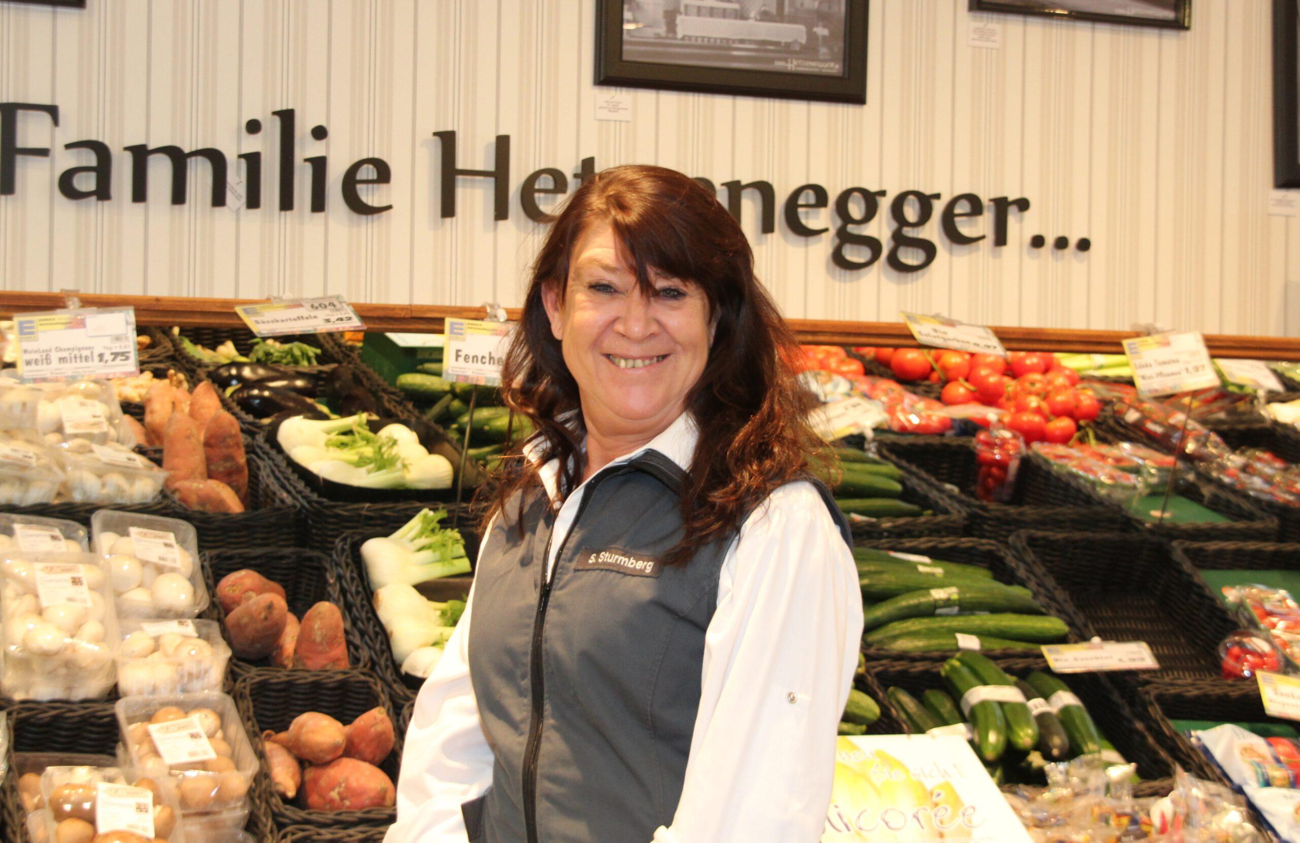 Sylvia Sturmberg - Fachverkäuferin