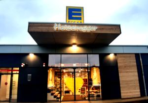Eingangsbereich Markt Dürscheid