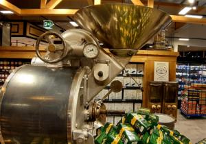 Kaffeespezialitäten u. a. von Schamong